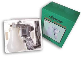cleaning spray gun